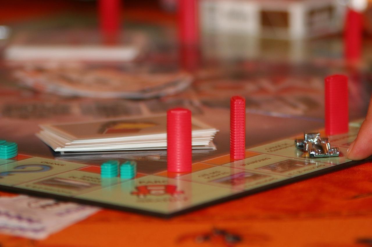 Madame monopoly.